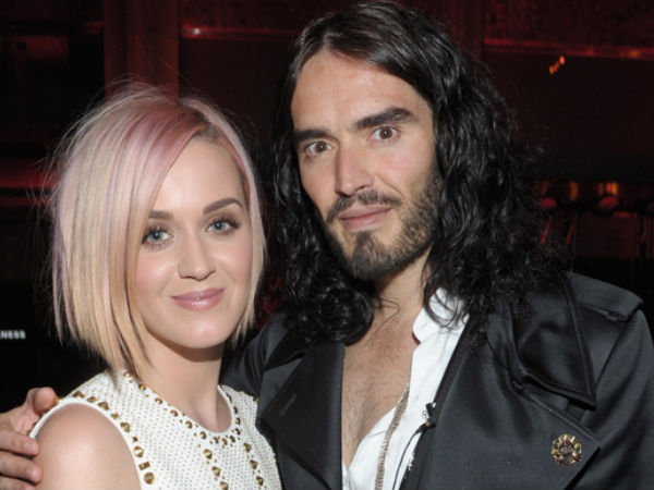 Russell Brand On Marriage With Katy Perry: