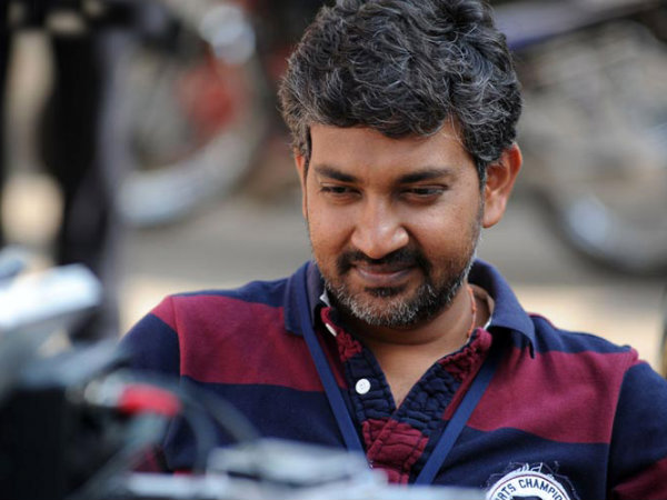Rajamouli Denies Rumour Of Movie On Bhyrappa's Parva