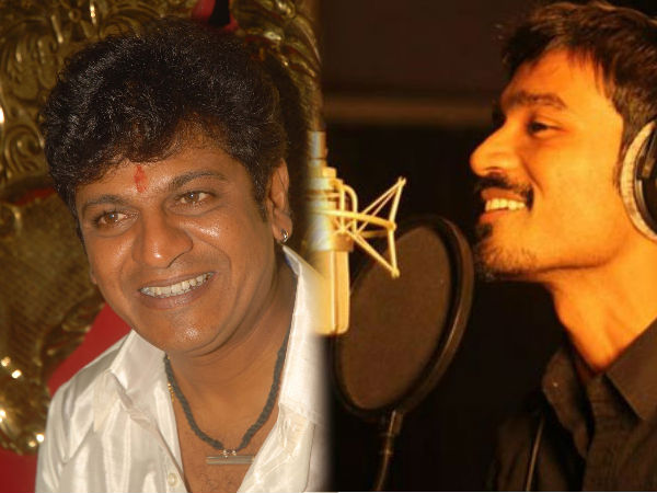 Shivaraj Kumar's Vajrakaya To Feature Dhanush's Song