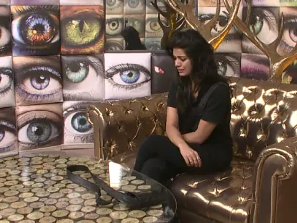 Sonali In Confession Room