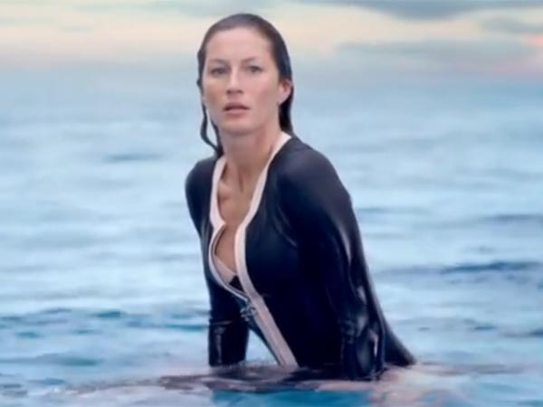 Gisele Bündchen's Sensuous Chanel No. 5 Short Film