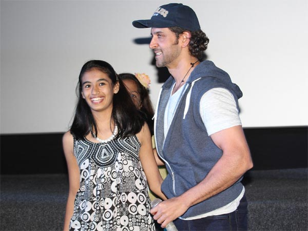 Fan Excited To Be With Hrithik