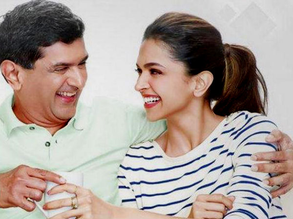 Deepika Padukone All Set To Act With Her Dad Prakash Padukone
