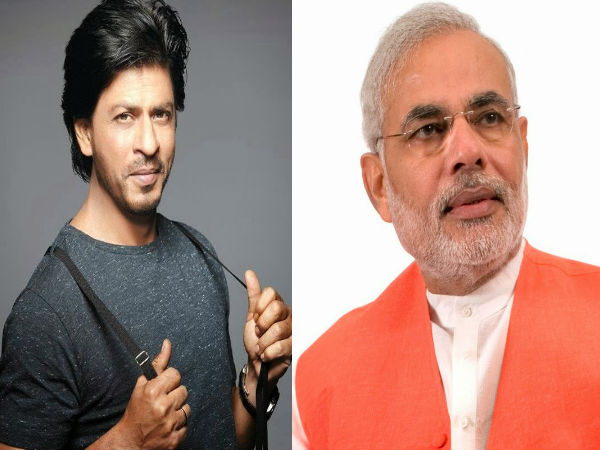 Shahrukh Khan: Being Compared To Modi Is A Compliment