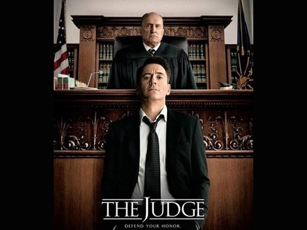 The Judge Movie Review: Kudos To Robert Downey Jr. & Duvall!