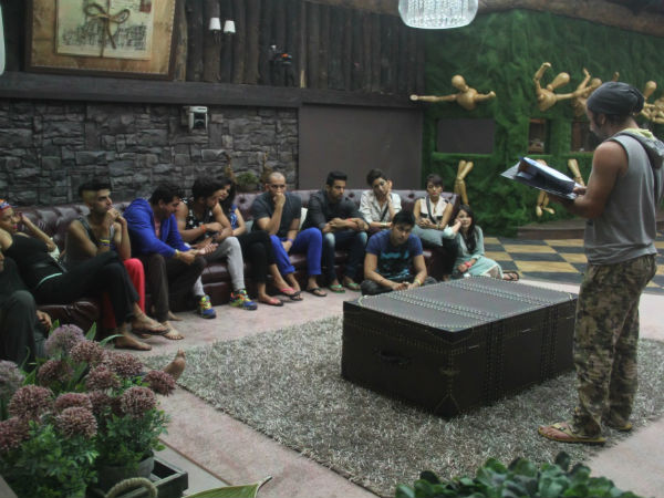 Bigg Boss 8: It's Diandra Vs Gautam In BB Mithaiwala Task!