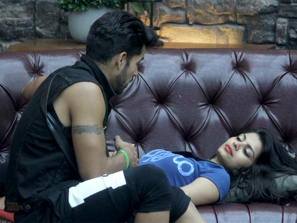 Bigg Boss 8: After Midnight Chat, Sonali Calls Gautam A Rowdy!