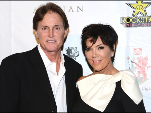 Kris Jenner Talks About Divorce, Bruce's Sex Change Rumor