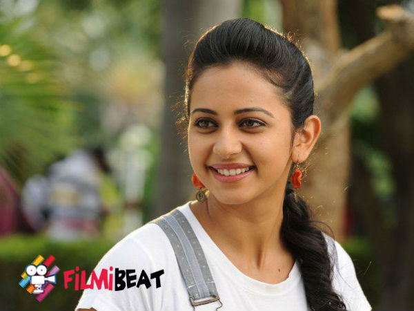 Rakul Preet Singh Is On A  High!