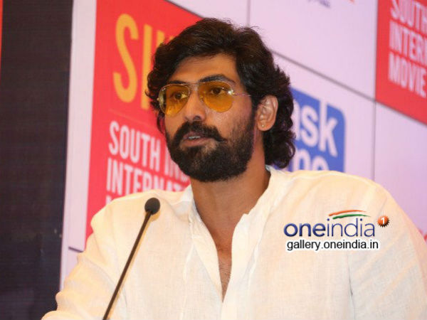 Rana Daggubati's Voice For Hudhud Short Film