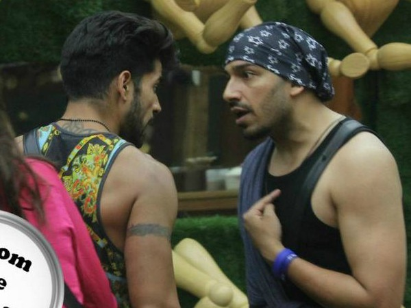 Ali Threatens To Gouge Out Gautam's Eyes On Bigg Boss 8!