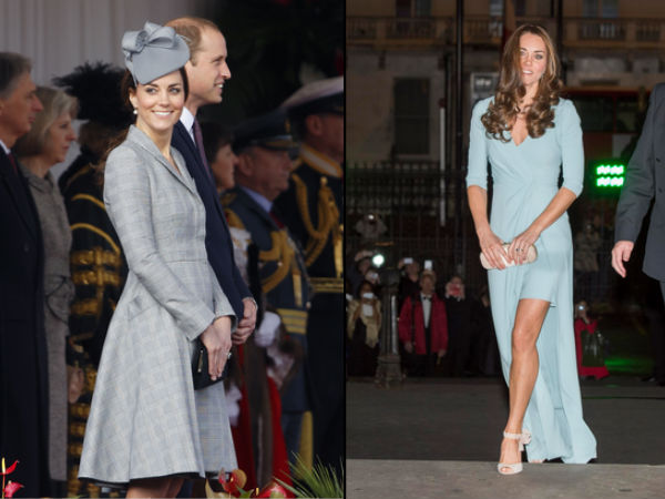 Kate Middleton Is Back: Shows Little Baby Bump