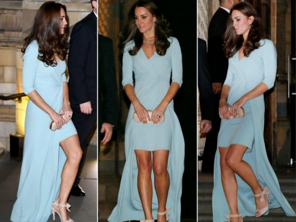Kate Middleton At Wildlife Photographer of The Year Awards