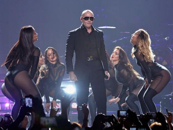 Dale! Pitbull To Host 2014 American Music Awards