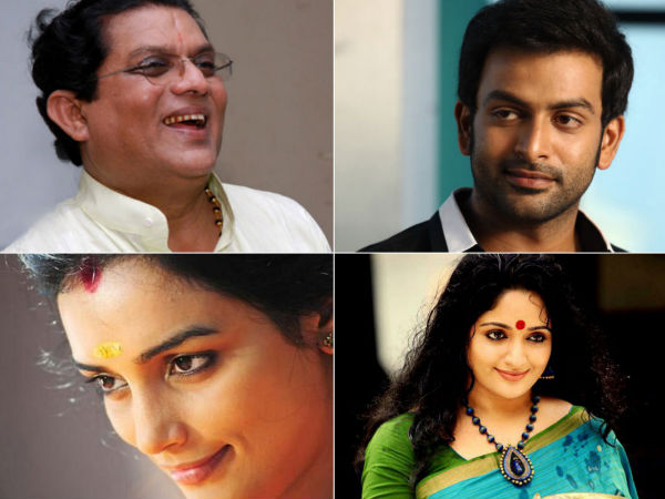 the controversial actors of malayalam cinema   filmibeat