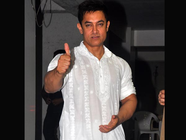 The Host-Aamir Khan