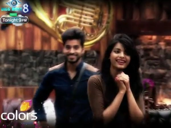 Bigg Boss 8's Gautam Gulati Worried Sonali Raut Might Get Serious!