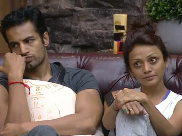 Upen Patel And Soni Singh