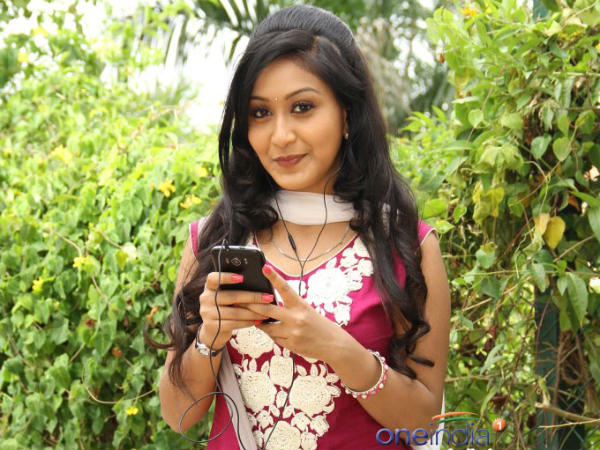 Actress Shravya Busy With Movies