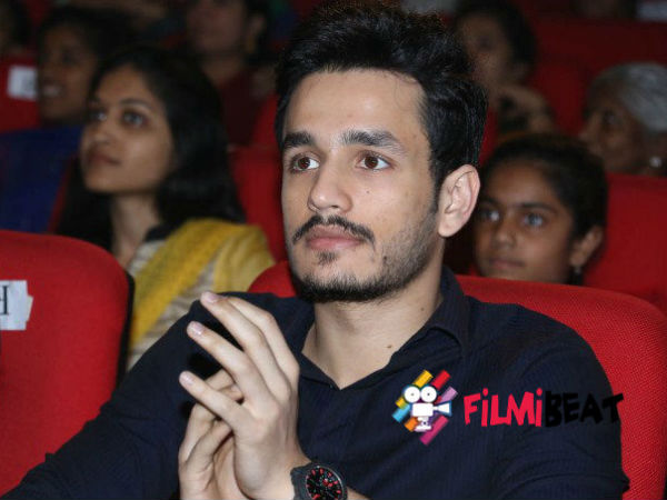 Akhil's Debut To Roll From November 15th