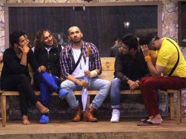 Bigg Boss 8: Captain Ali Nominates Praneet, Gets Into Fight!