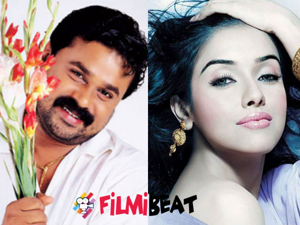 Happy Birthday Dileep And Asin!