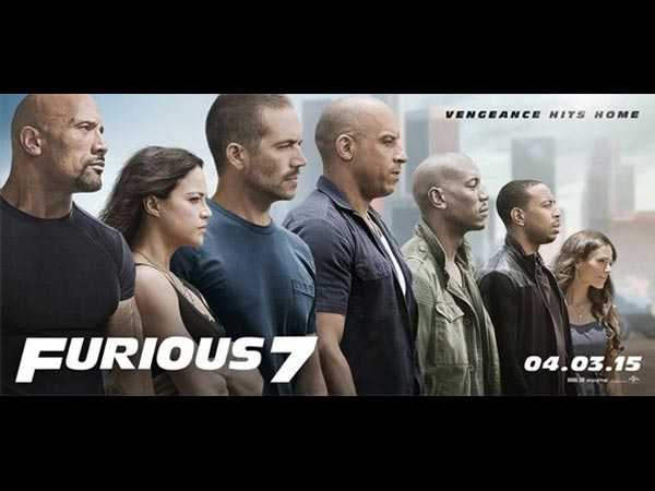 'Fast and Furious 7' Gets A New Title, Named 'Furious 7'