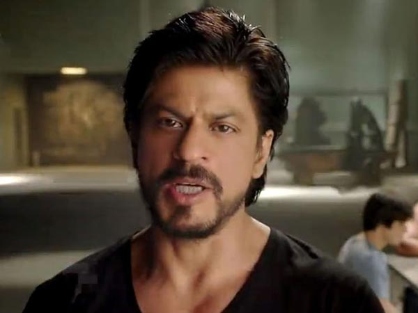 Shahrukh's Dialogue