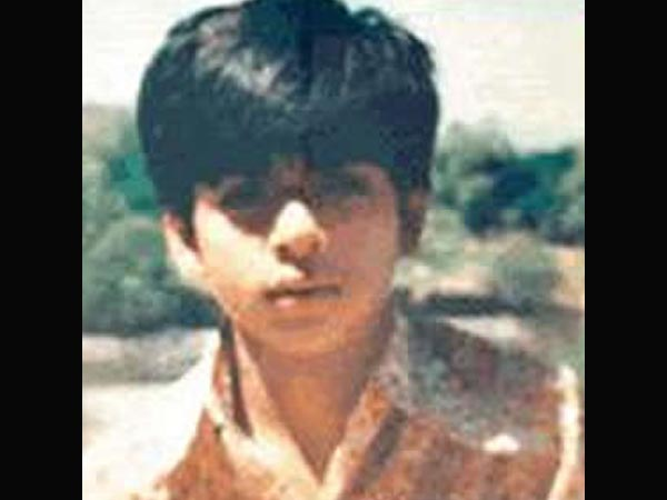 Shahrukh In Childhood