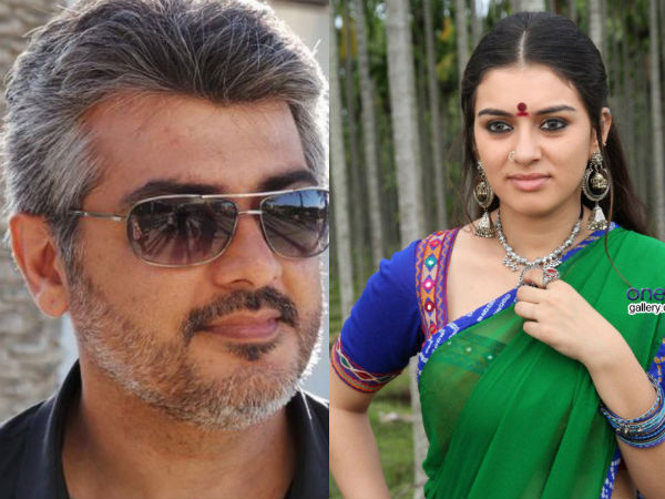 Hansika Will Have To Wait For Ajith!