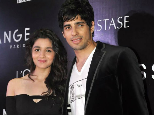 Alia Bhatt Is Secretly Dating Sidharth Malhotra And Not Arjun Kapoor