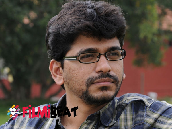 Pawan Kumar Wants To Share His Script With You!