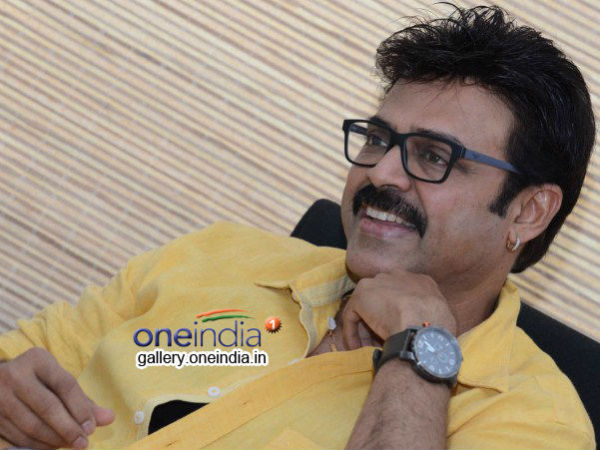Venkatesh To Take Up Potential Roles