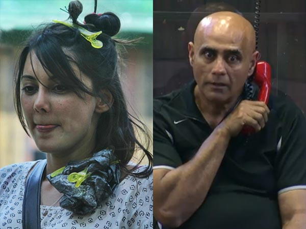 Bigg Boss 8's Puneet Spends Night In Phone Booth, Cries Over Minissha!