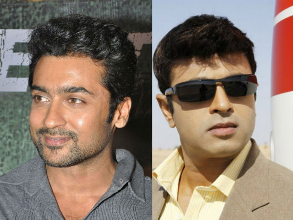 RiKhan Joins Surya's Mass