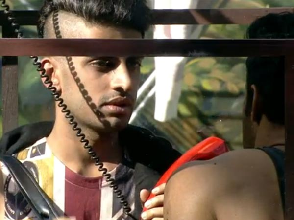 Sushant's First Task