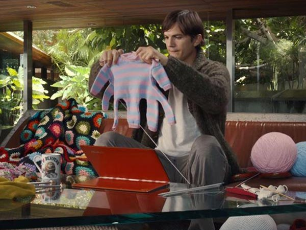 Fatherhood Greatest Thing On Earth: Ashton Kutcher