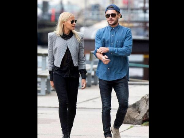 Zac Efron Girlfriend 2014 Zac Efron Sami Miro   ...