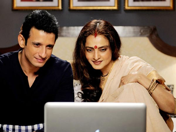 Teaching Rekha
