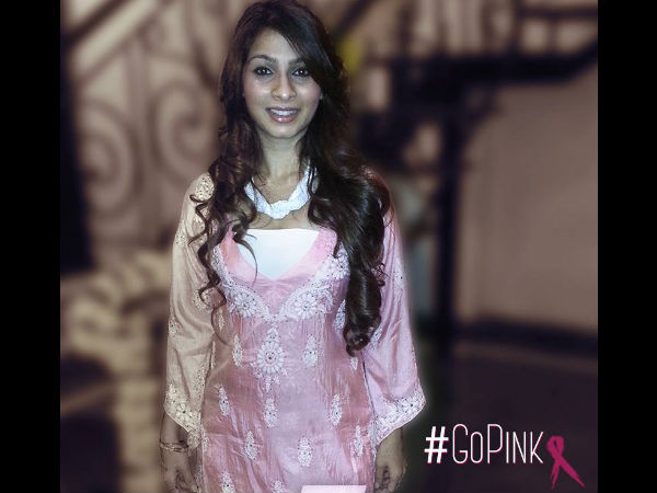 Tanishaa Mukerji For A Noble Cause