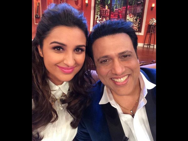 Govinda And Parineeti