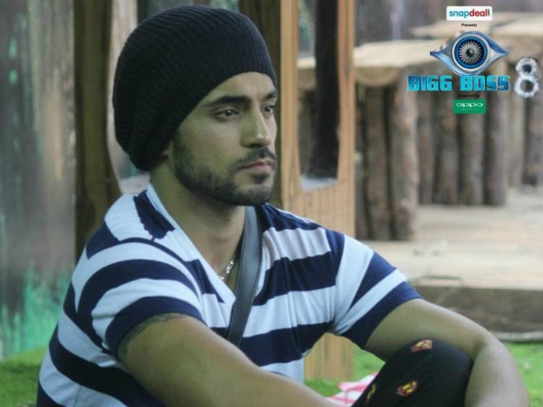 Gautam Gulati Depressed And Sick At Becoming An Outcast On Bigg Boss 8!