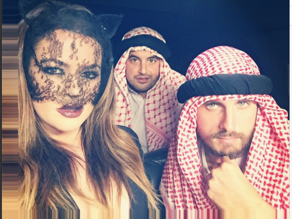 Khloé Kardashian Gets Backlash From Fans Over Halloween Costume