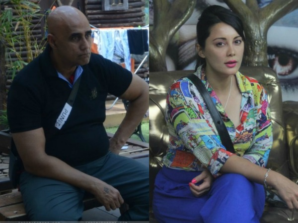 Puneet Issar And Minissha Lamba NOT Eliminated From Bigg Boss 8!