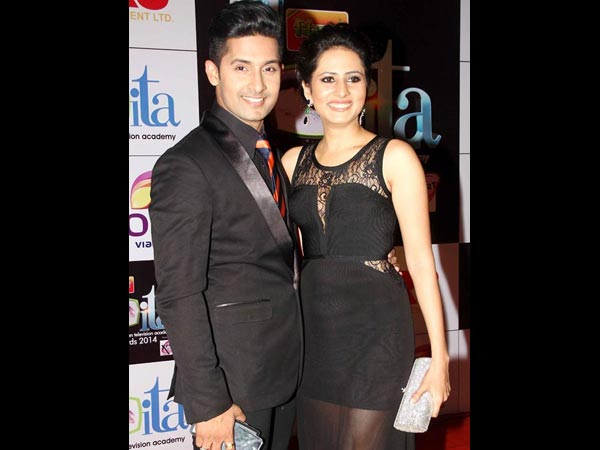 Ravi Dubay And Sargun Mehta