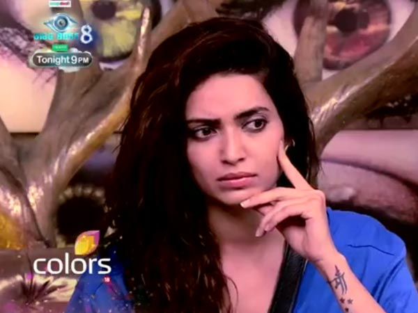 Karishma's True Colors