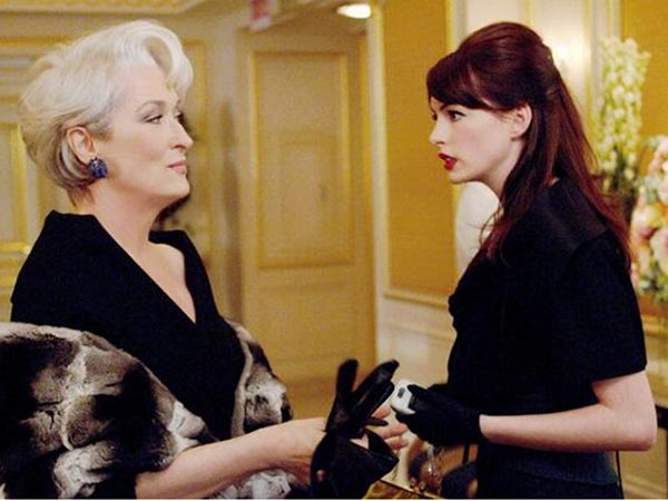 Anne Hathaway Is Eager For 'The Devil Wears Prada' Sequel