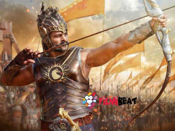 Rajamouli Ropes A Foley Artiste For Baahubali