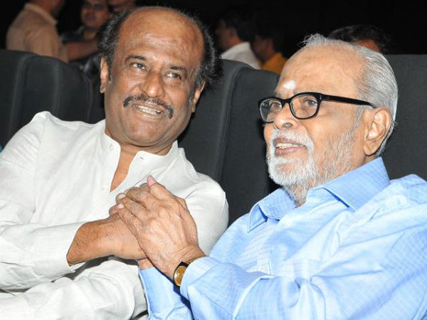 Impressing K.Balachander With His Style