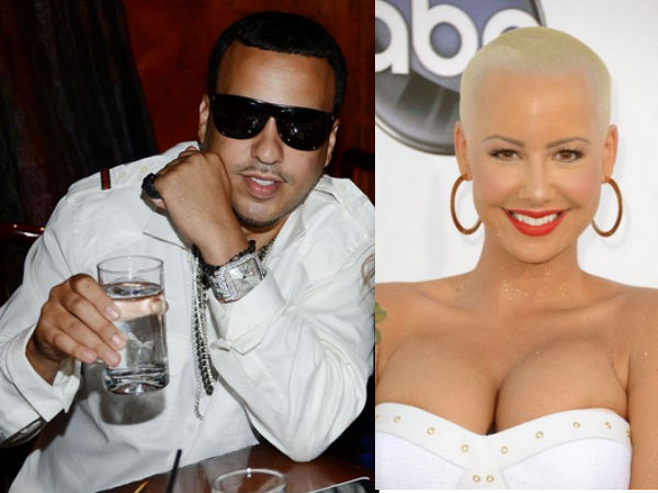 Amber Rose Is French Montana's New Flame?